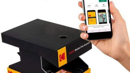 Read Kodak Mobile Film Scanner: Save & Share your 35mm Film for just £35