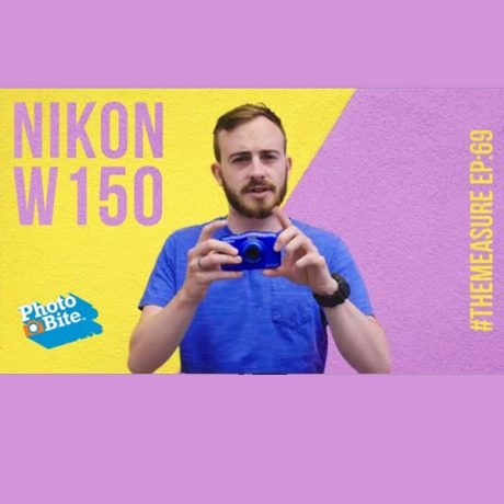 PhotoBite - nikon W150 Tough Camera Under Review in #TheMeasure