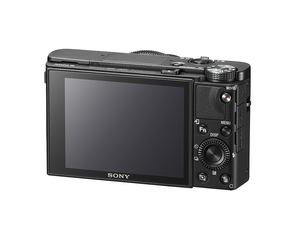 Sony RX100VII rear