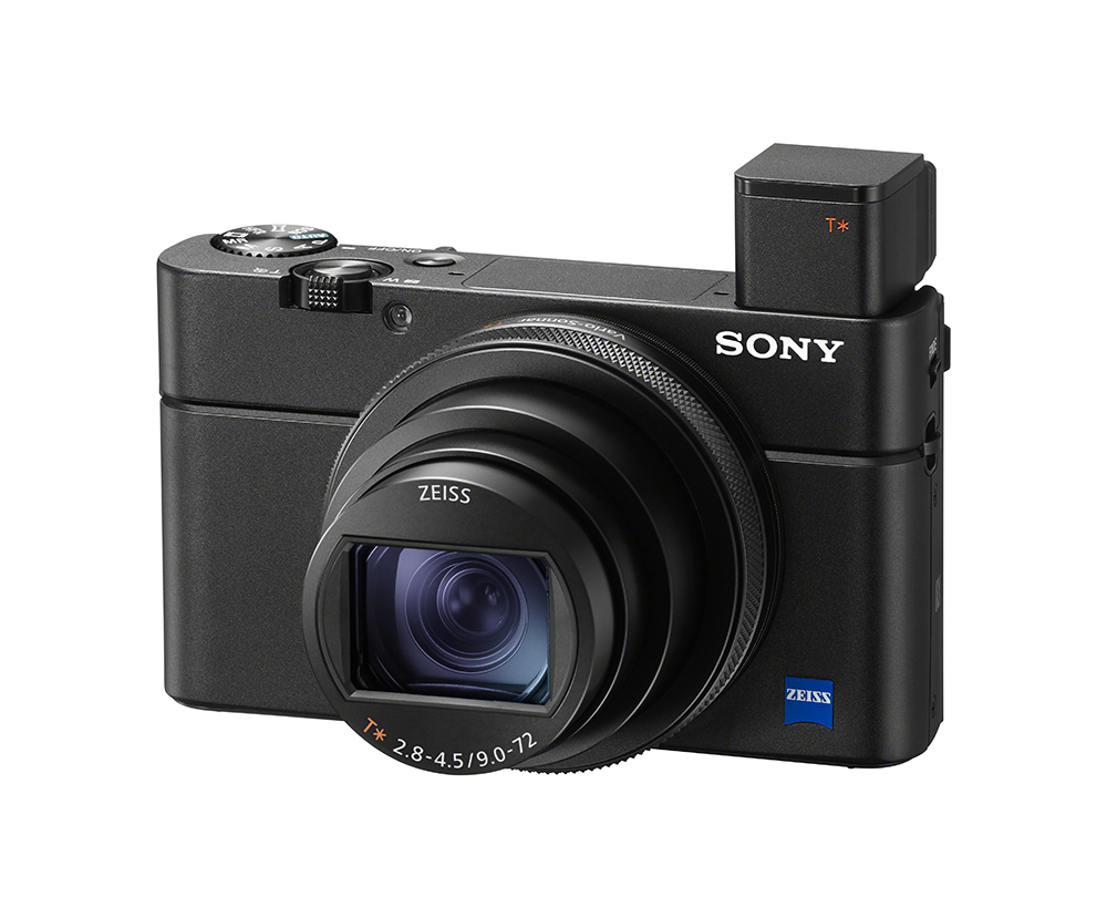 Sony RX100VII front