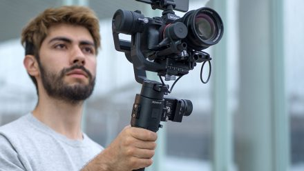 Read DJI Ronin-SC Announced:  A New Gimbal for Mirrorless Cameras