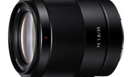 Read Highly Anticipated Sony FE 35mm F1.8 lens Finally Lands