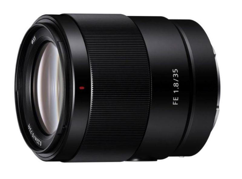 Sony FE 1.8-35 lens 1