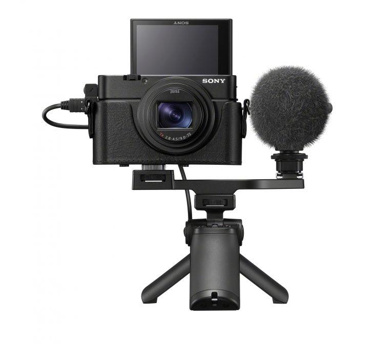 Sony RX100VII Vlog 1