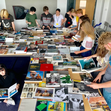 PhotoBite - Bridging The Gap: Tom Oldham's Photobook Amnesty Delivers for Young Photographers