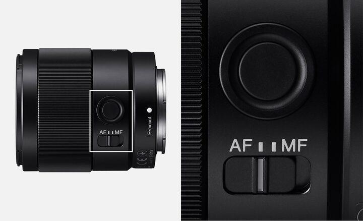 Sony FE 1.8/35 lens