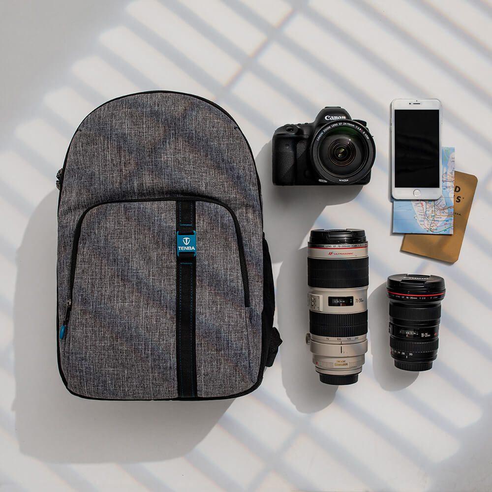 The Tenba Skyline 13 Backpack..