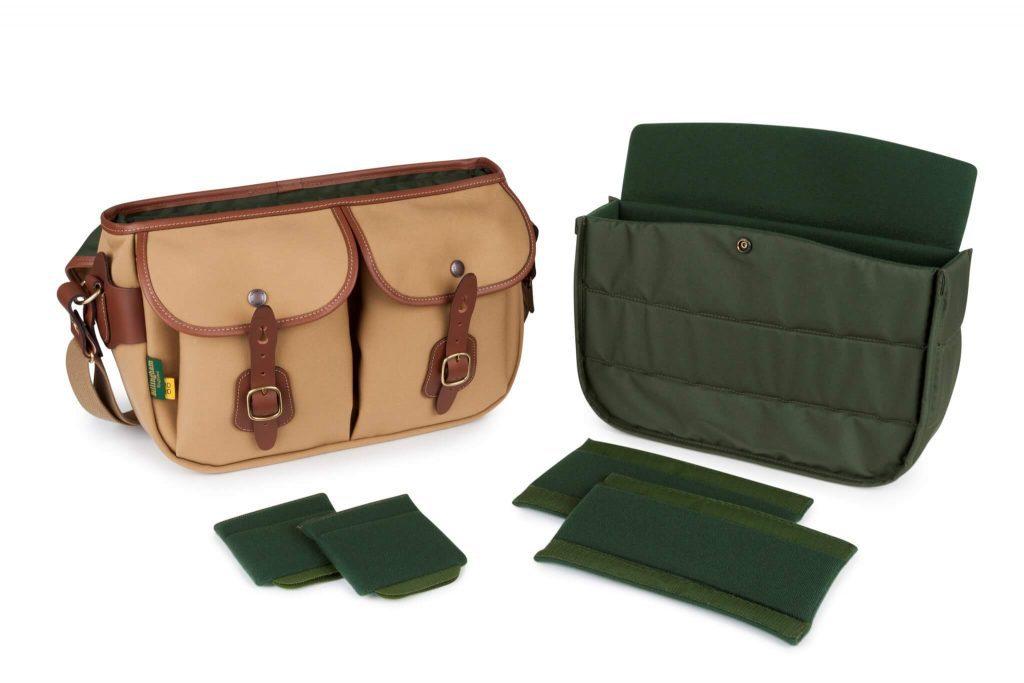Billingham Hadley Pro 2020 INSERT OUTSIDE Khaki Canvas_Tan Leather (1)