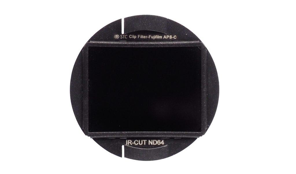 STC ND64 Clip Filter Fujifilm X Series