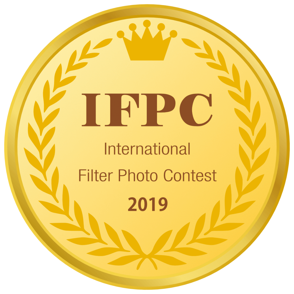 International Filter Photo Contest 2019 logo