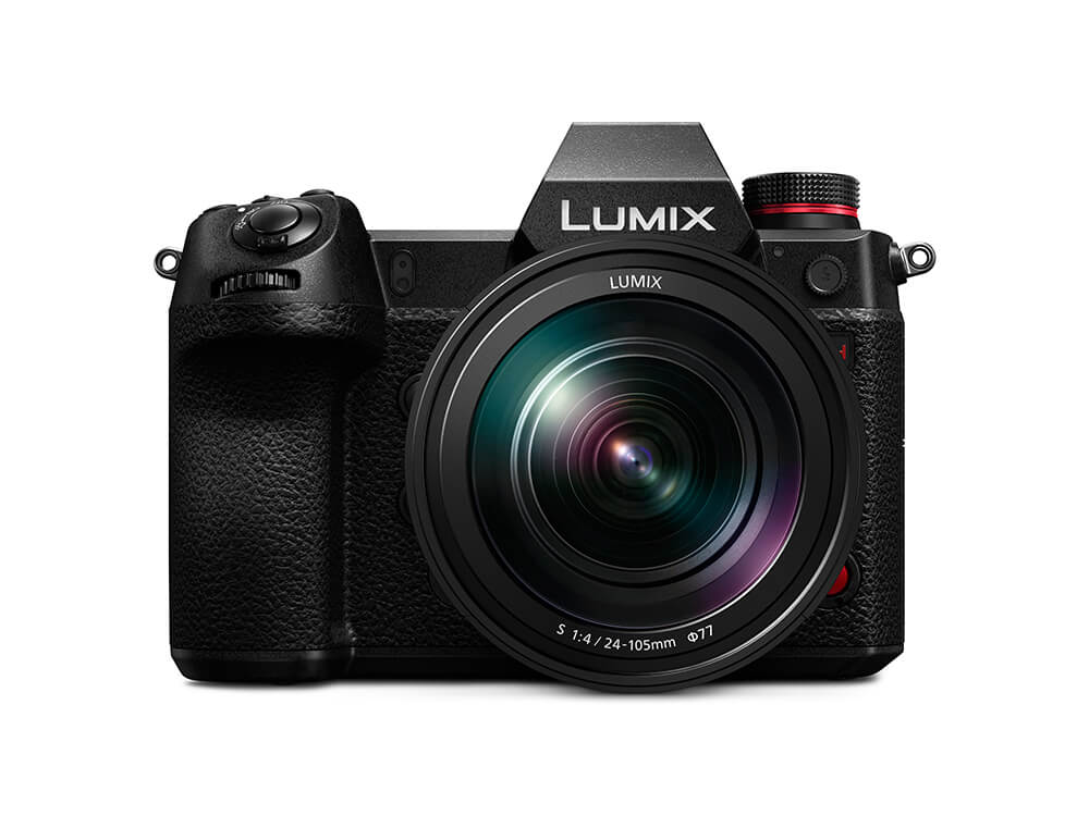 LUMIX S1H S_front