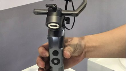 Read MOZA Mini-P Foldable 3-Axis Gimbal Unveiled
