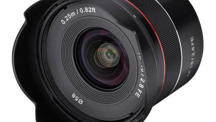 Read SAMYANG AF 18mm F2.8 FE Lens Unveiled