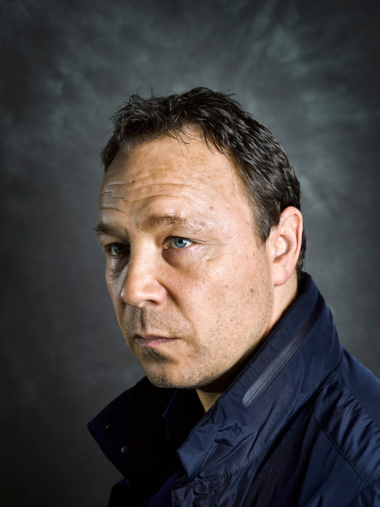 Stephen Graham by Rory Lewis