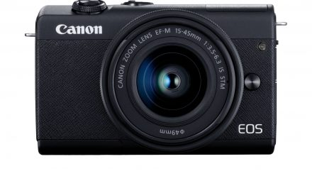 Read Canon EOS M200 Unveiled: Compact Form with Sharp Stills & 4K Video