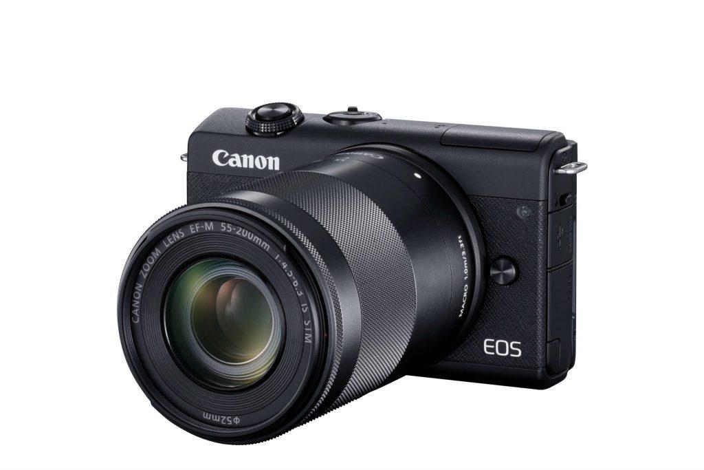 Canon EOS M200 4