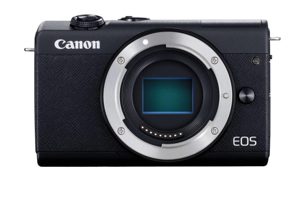 Canon EOS M200 sensor