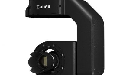 Read Canon Announce Development of New Remote Control Pan/Tilt System