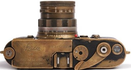 Leica M3 auction 2