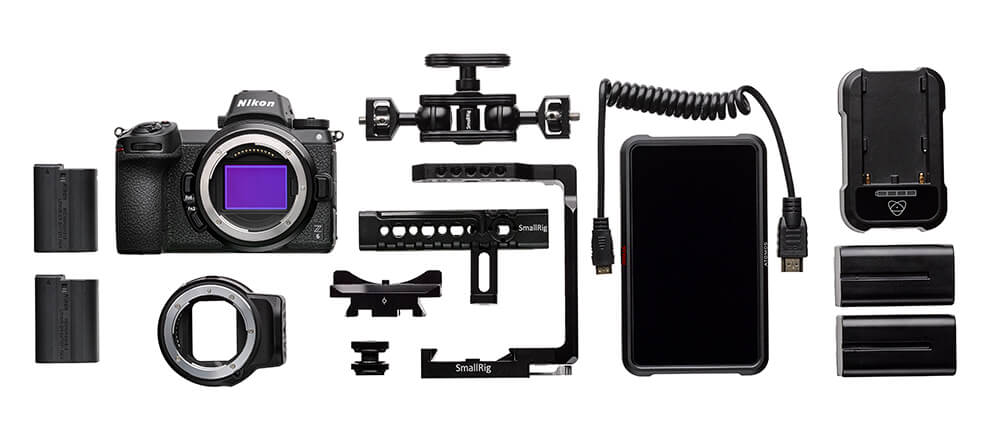 Nikon Filmmaker Kit complete