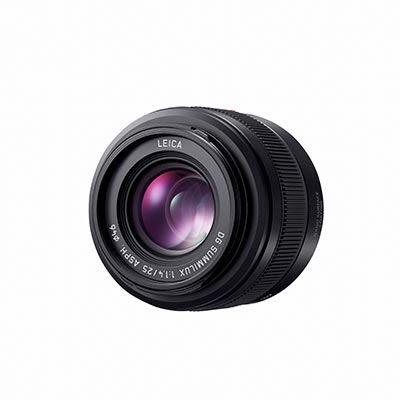 Panasonic 25mm f1.4II ASPH Leica DG Summilux Lens 3