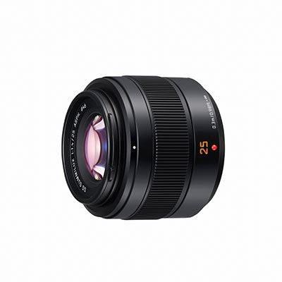 Panasonic 25mm f1.4II ASPH Leica DG Summilux Lens 2
