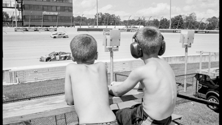 Read Photobook: Spirit of the Southern Speedways – Hunter Barnes