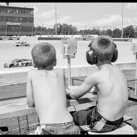 PhotoBite - Photobook: Spirit of the Southern Speedways – Hunter Barnes