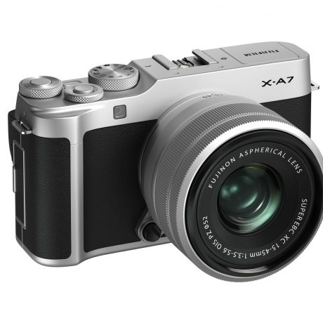 PhotoBite - Fujifilm X-A7 Unveiled: An Entry-Level Mirrorless Camera with 24.2MP & 4K Video
