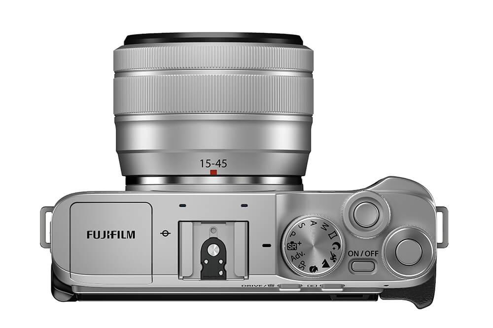 Fujifilm X-A7 product shot 9