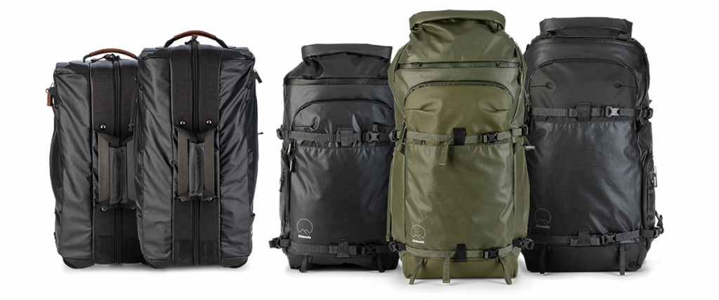 Shimoda Action X70 Backpack collection