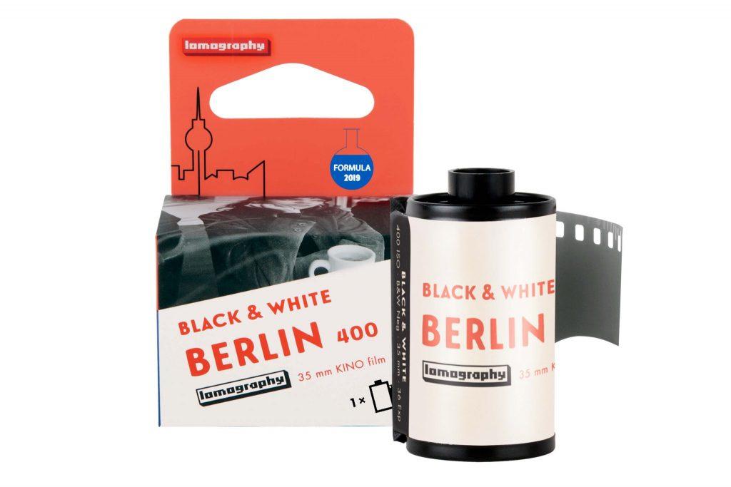 Lomography Berlin Kino 400 pack shot 1