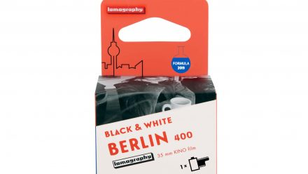 Read Lomography Berlin Kino B&W Formula 2019 Unveiled