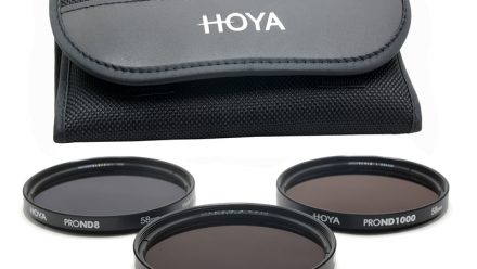Read Hoya Launches Pro-Nd Filter Kit and Starscape Light Pollution Filters