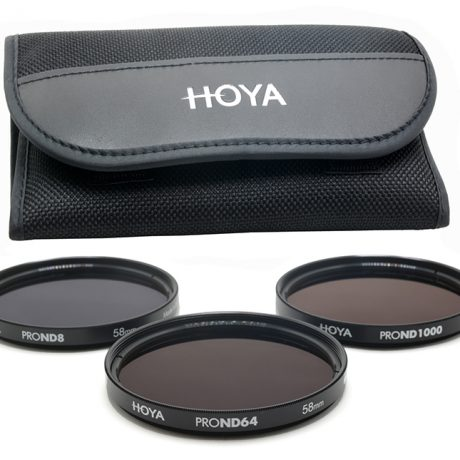 PhotoBite - Hoya Launches Pro-Nd Filter Kit and Starscape Light Pollution Filters
