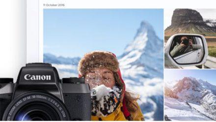 Read Canon To close Irista cloud photo service