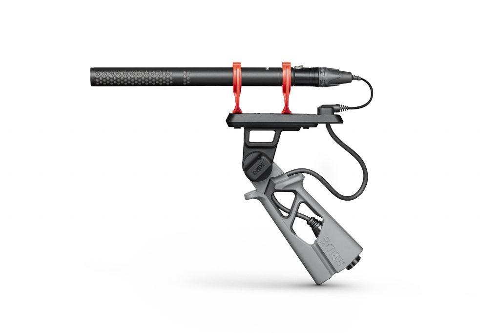 RODE NTG5 Shotgun Mic profile