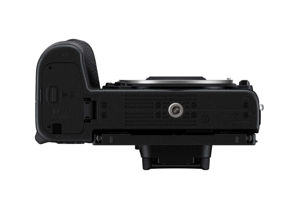 Nikon Z50 bottom 2