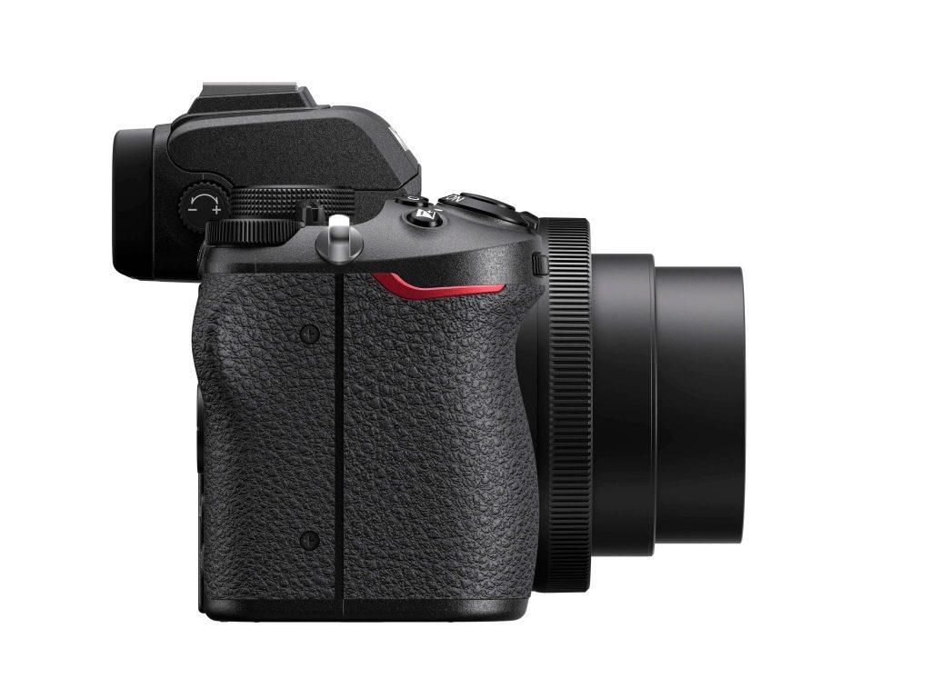 Nikon Z50 side RH