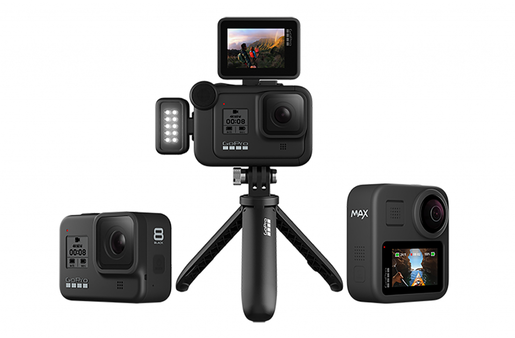 GoPro Max Hero8 black