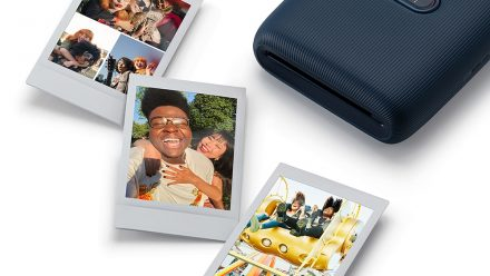 Read instax mini Link Lands: A Printer with Social Media in Mind