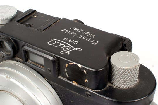 Big Leica II auctioned