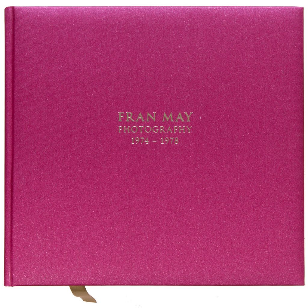 Fran May Photography 1974-1978 cover