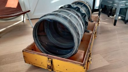 Read Rare Soviet Spy Lens to be Auctioned