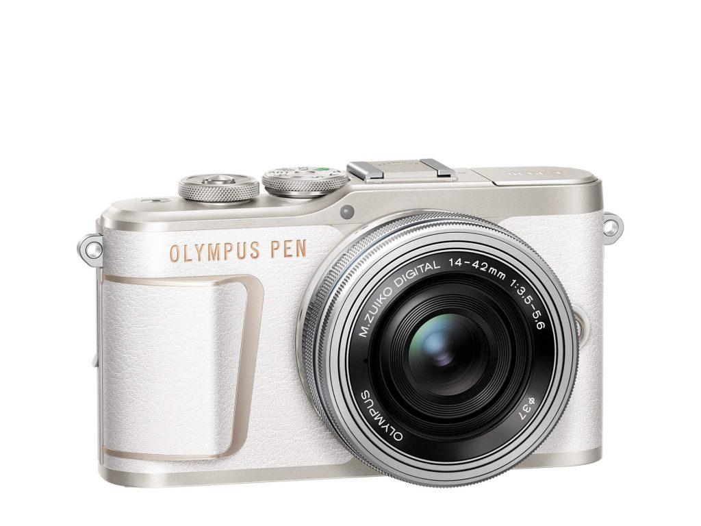 Olympus PEN E-PL10 white