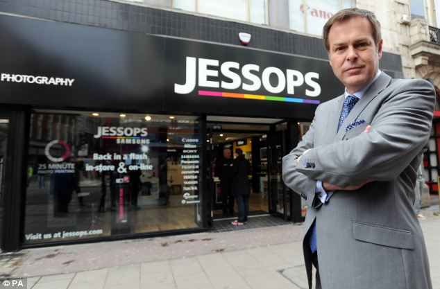 Peter Jones Jessops 2