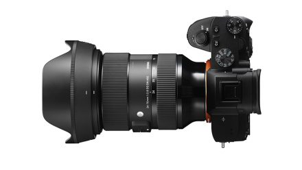 Read Sigma Announces 24-70mm F2.8 DG DN Lens