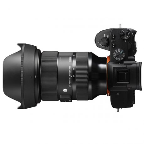 PhotoBite - Sigma Announces 24-70mm F2.8 DG DN Lens
