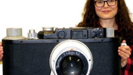 Read World's Biggest Leica Sells at Auction
