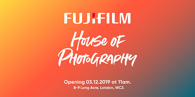 Fujifilm House of Photography opening information